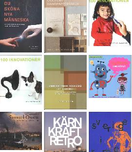 Tekniska museets årsbok Daedalus, årgång 1931-2015